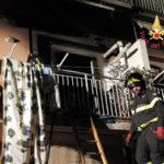 Lamezia: incendio in via Misiani, in fiamme un appartamento