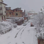 Maltempo: torna la neve in Calabria, brusco calo temperature