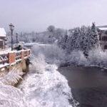 Maltempo: neve e ghiaccio, scuole chiuse in 5 centri del Vibonese