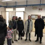 Villa S.Giovanni: Scuola Pezzo sopralluogo del Sindaco con i genitori