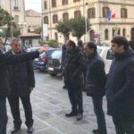 Catanzaro: inversione marcia Corso Mazzini, sopralluogo di Abramo