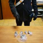 Droga: vedono i Cc e gettano marijuana, arresto e denuncia a Zagarise
