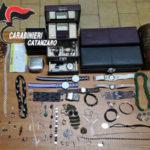 Furti: azione di contrasto carabinieri Catanzaro