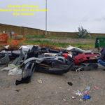Rifiuti: discarica a ridosso torrente, una denuncia nel Cosentino