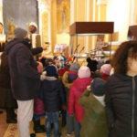 Alunni di Tiriolo visitano mostra degli strumenti a Scala Coeli