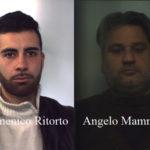 Due persone arrestate nel Reggino dai Carabinieri
