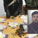 Nascondeva materiale esplodente e droga, arrestato nel Reggino