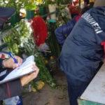 Ruba fiori all'obitorio, identificato e denunciato dai Carabinieri