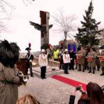 Crosia: inaugurato il nuovo monumento ai caduti