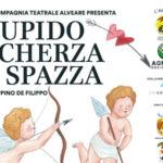 """Teatro: di scena al comunale di Catanzaro """"Cupido scherza e spazza"""""""