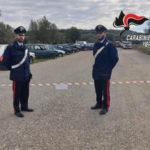 """Rifiuti: """"cimitero auto"""" sequestrato nel Vibonese dai Carabinieri"""