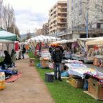 Cosenza: Fiera San Giuseppe,bancarelle nel centro storico