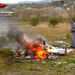 Rifiuti: illecita combustione, una denuncia a Rende