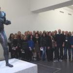 """Museo Reggio aderisce con i giovani Cri a  """"m'illumino di meno"""""""