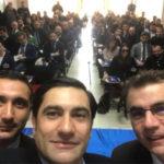 Lamezia: prima lezione dell'accademia Federale Lega- Calabria