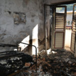 Incendio casa cura Reggio: 56enne arrestato per tentato omicidio