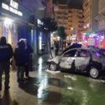 Cosenza, veicolo prende fuoco bimbi messi in sicurezza da polizia