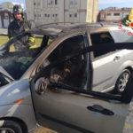 Incendi: auto in fiamme nel comune di Soverato