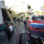 Incendio in casa di riposo, anziani intossicati a Reggio Calabria