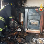 Lamezia: Incendio in un appartamento, danni ma nessun ferito