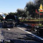 Lamezia: incidente stradale in via dei Martiri di Nassiriya, alcuni feriti