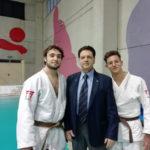 Lamezia: Vono e Franceschi alla finale nazionale cadetti judo