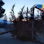 Maltempo: numerosi interventi dei vigili del fuoco in Calabria