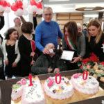 Castrovillari: comune festeggia i 100 anni di Nonna Teresa