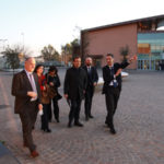 Cosenza: Occhiuto visita Università Campus Biomedico di Roma