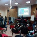 Catanzaro: la Protezione civile comunale torna sui banchi di scuola