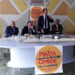 """Pd: Catanzaro, presentata la lista """"Piazza Grande per Zingaretti"""""""