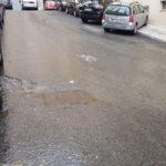 """Reggio:Lemma(Udc) """"strade centro storico invase da perdite idriche"""""""