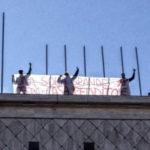 Casa: conclusa protesta su tetto Municipio Cosenza, lunedi' incontro