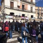 Lamezia: studenti in Piazza contro la regionalizzazione della scuola