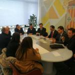 """Provincia Catanzaro:  Abramo incontra associazione """"Viva Lamezia"""""""