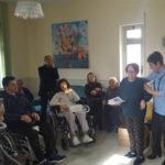 Catanzaro, pazienti centro San Vitaliano si incontrano leggendo