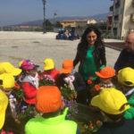 Cosenza: bambini della scuola primaria festeggiano la primavera