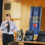 Intelligence, Bruno Pellero al Master dell'Università della Calabria