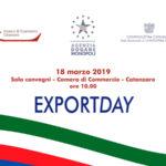 Catanzaro: ExportDay, seminario di Cciaa e Ufficio Dogane
