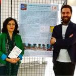 """La lametina Amato con il suo libro alla""""Phenomena conference 2019"""""""