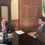 Regionalismo differenziato: incontro Abramo-Callipo