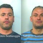 Droga: due fratelli arrestati dai Carabinieri nel Reggino