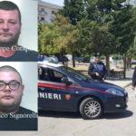 Incendiano auto per estorcere denaro, identificati ed arrestati