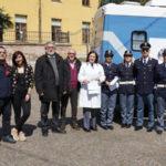 Spezzano Albanese: il Camper della Polizia incontra i cittadini