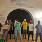 Lamezia: celebrata al chiostro la Giornata Mondiale del Teatro