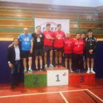 Tennistavolo Castrovillari ai Campionati Regionali