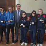 Catanzaro: Cavallarro, premia arcieri Club Lido, campioni italiani