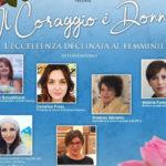 """Girifalco: """"Il coraggio è donna"""" in programma per venerdì 8 marzo"""