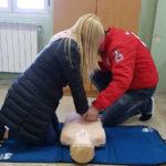 Lamezia: conclusi I corsi base di primo soccorso per studenti