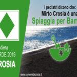 Crosia: riceve bandiera verde per il sesto anno consecutivo